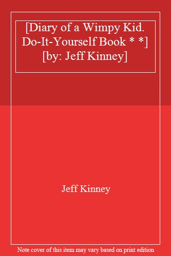 Diary of a wimpy kid do it yourself book by jeff kinney by image is loading diary of a wimpy kid do it yourself solutioingenieria Images